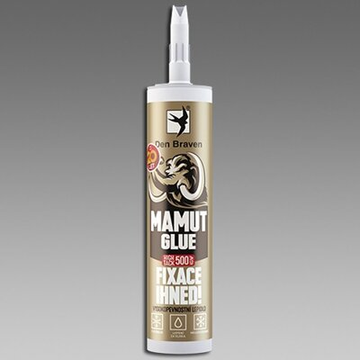 MAMUT GLUE (High tack) 290ml biely